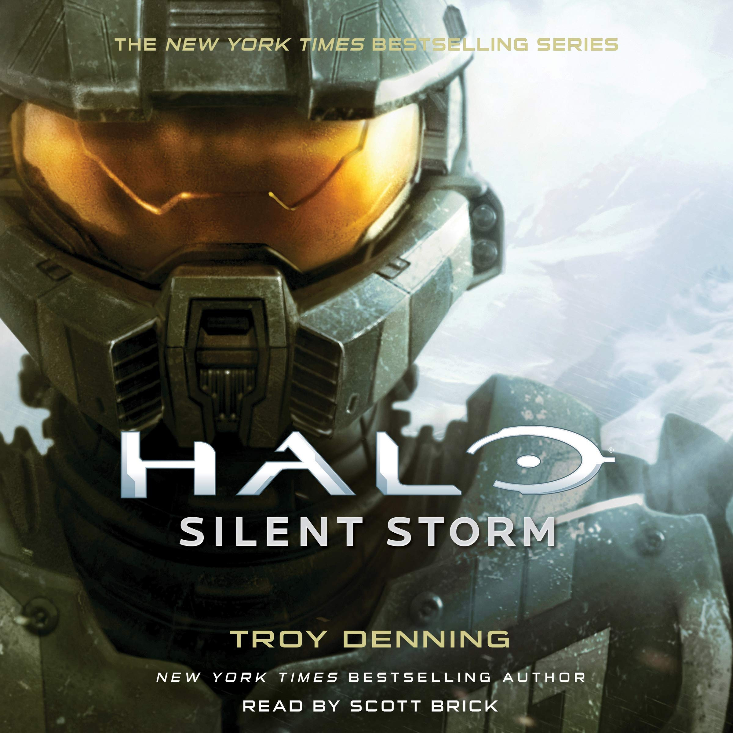 Amazon.com: Halo: Silent Storm: A Master Chief Story (Halo series, Book 23)  (Halo: Master Chief Story) (9781508264194): Troy Denning: Books