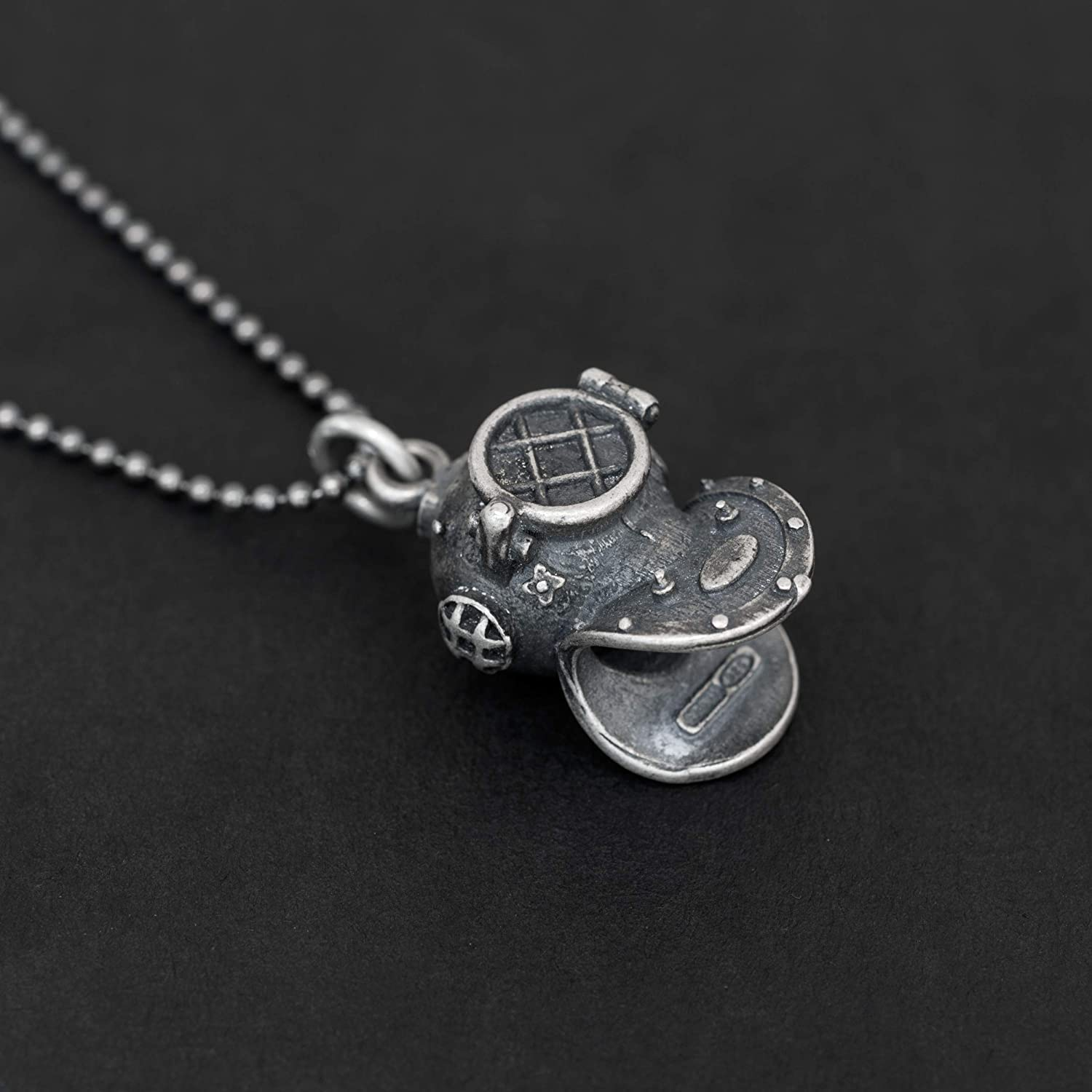 MADE IN ITALY toutes tailles Argent Sterling Chaîne Collier Sautoir Coeur Lien Collier