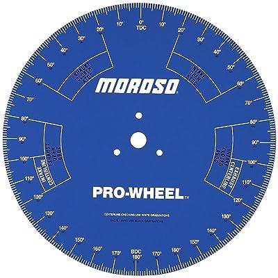 """Moroso 62191 18"""" Degree Wheel: Automotive"""