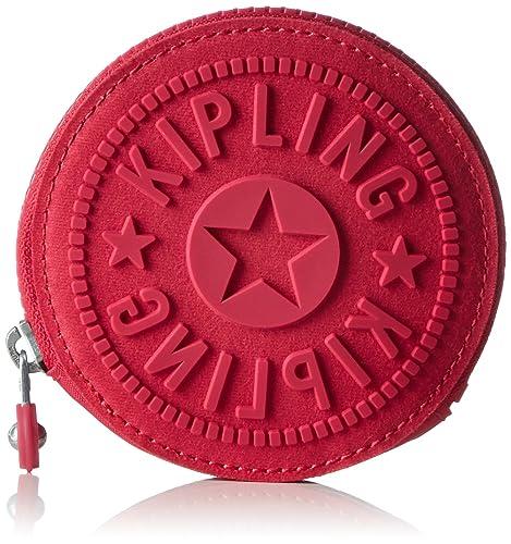 Kipling Aeryn, Monedero para Mujer, 10x10x2 cm