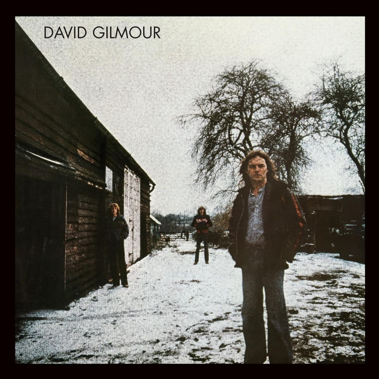 GILMOUR, DAVID - David Gilmour - Amazon.com Music