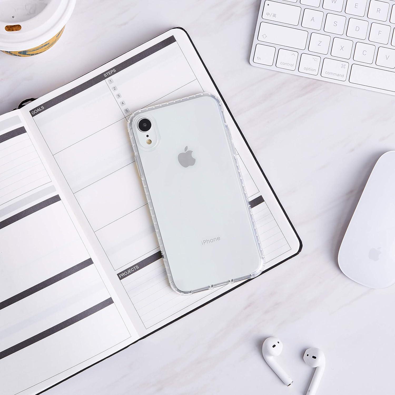 Funda protectora para iPhone XR Basics TPU antiara/ñazos transparente