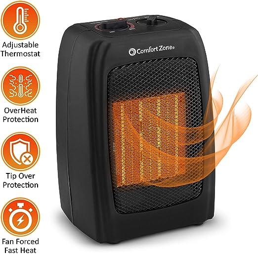 Amazon Com Bovado Usa Portable 166648 Ceramic Space Heater