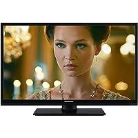 Panasonic TX-24FW334 LED-TV 60 cm (24 Zoll) LED Fernseher (HD, Triple Tuner) Klavierlack-Schwarz