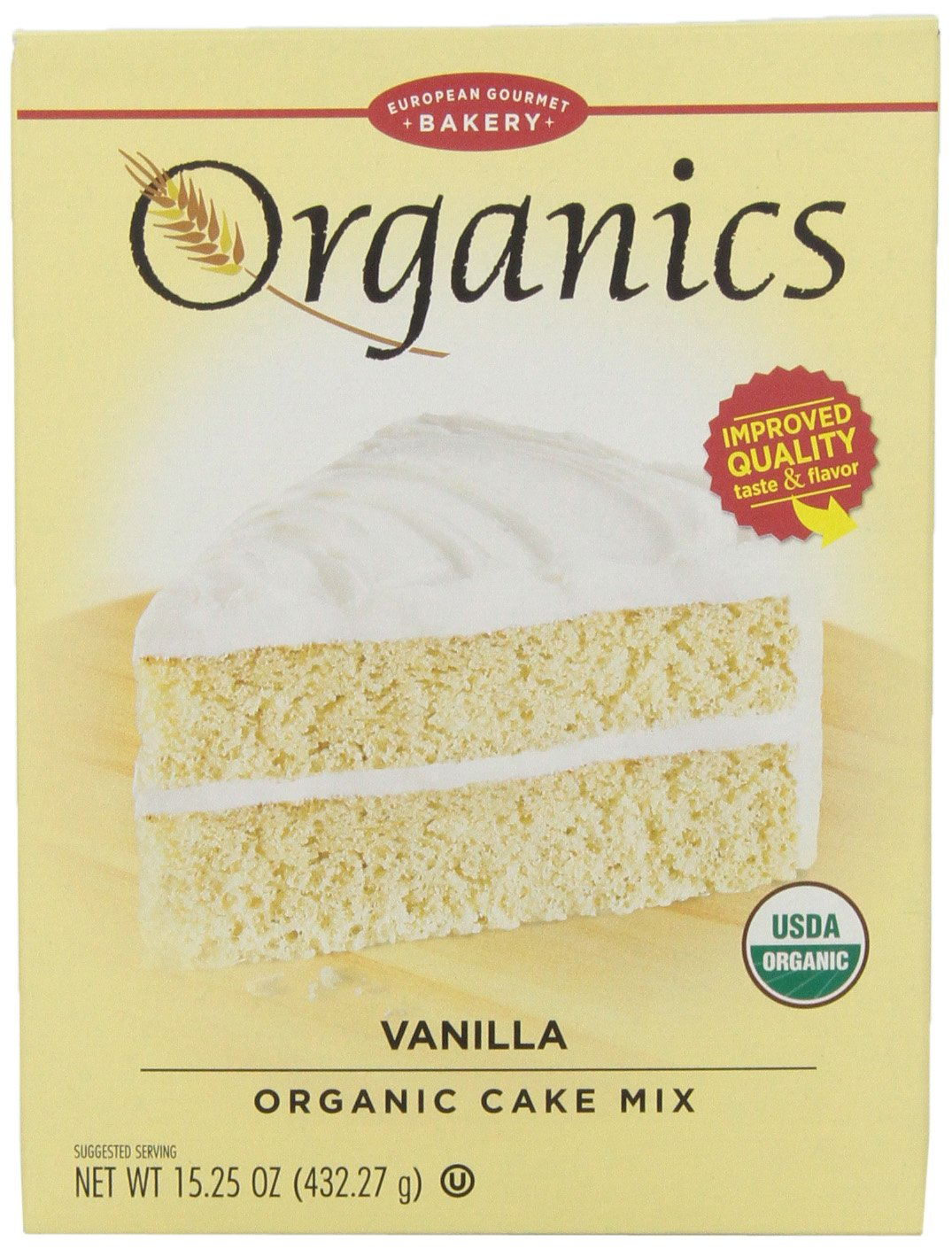 organic cake mix arrowhead mills organic chocolate cake mix 6309