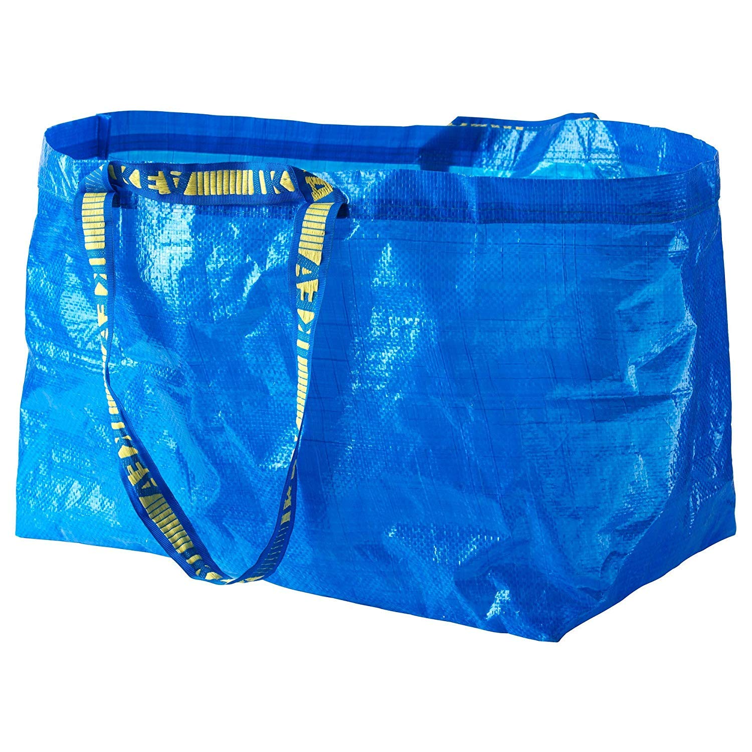Amazon.com: Bolsas de mano IKEA, gran volumen, set de 5 ...