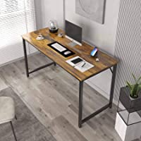 Aquzee 39 inch Study Writing Desk for Home Office