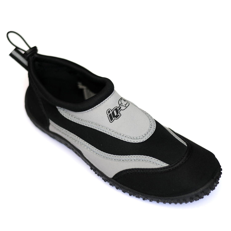 Unisex Agua Negro Zapatos Iq De Aqua Company Yap Shoe 0qwXIAw