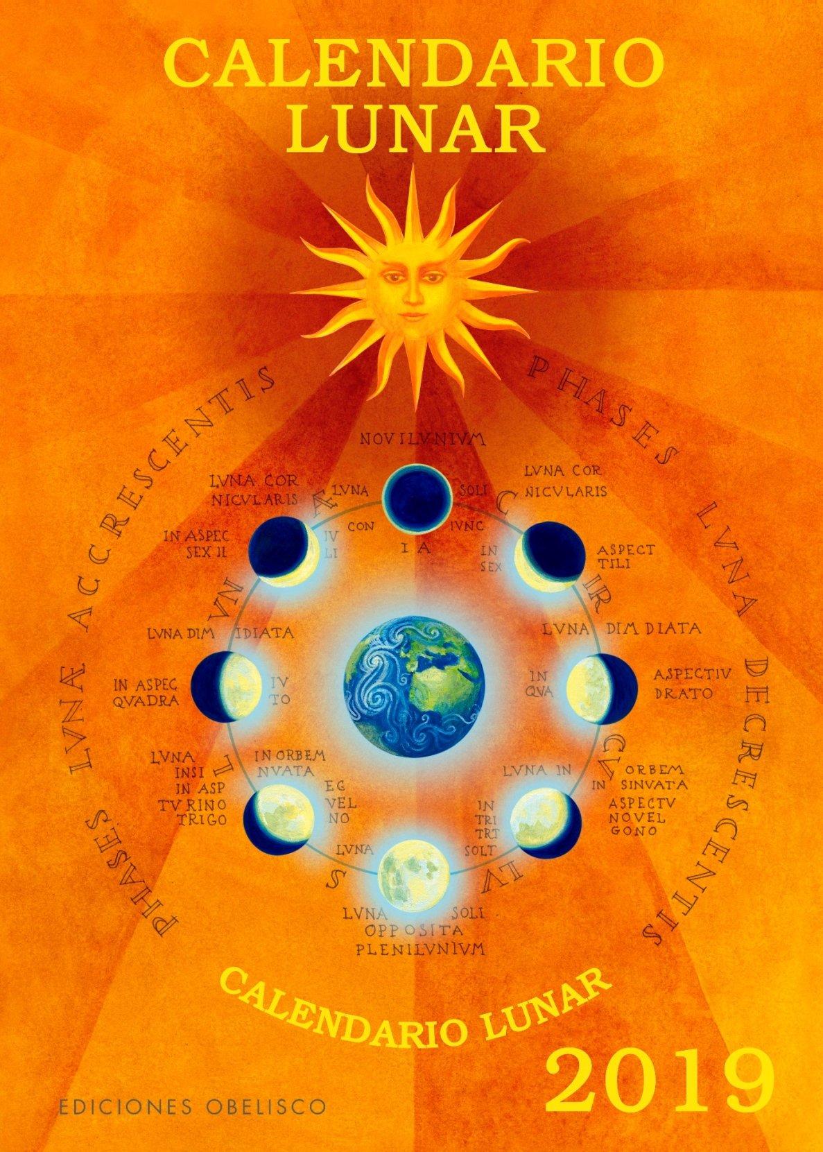 Calendario Lunar 2019 (AGENDAS) Tapa blanda – 3 sep 2018 Holdnaptar EDICIONES OBELISCO S.L. 8491113630 BODY