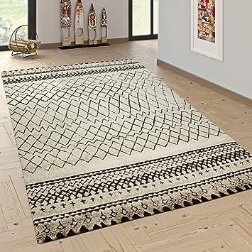 Amazon De Paco Home Designer Teppich Modern Skandinavisch Trend