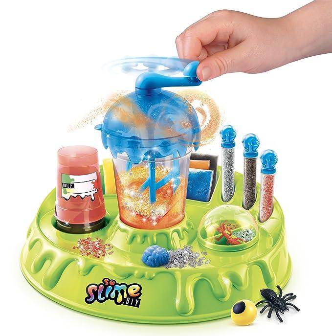 Canal Toys SSC 011 Slime Factory - Juego creativo, color azul, 34 x 31 x 8 cm: Amazon.es: Juguetes y juegos
