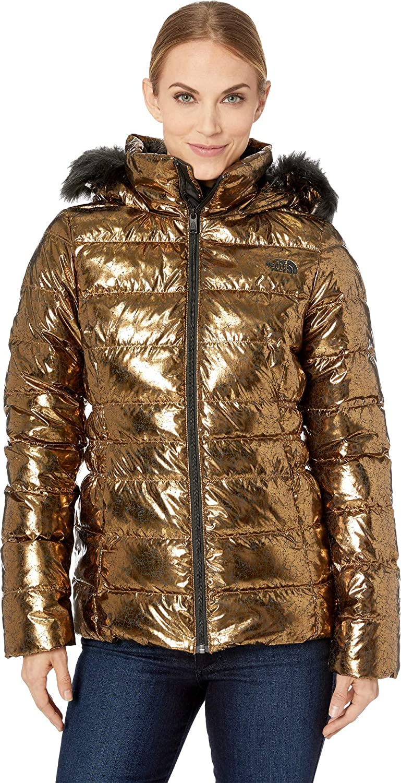 eda0f0f34b70b The North Face Women's Gotham Jacket II at Amazon Women's Coats Shop