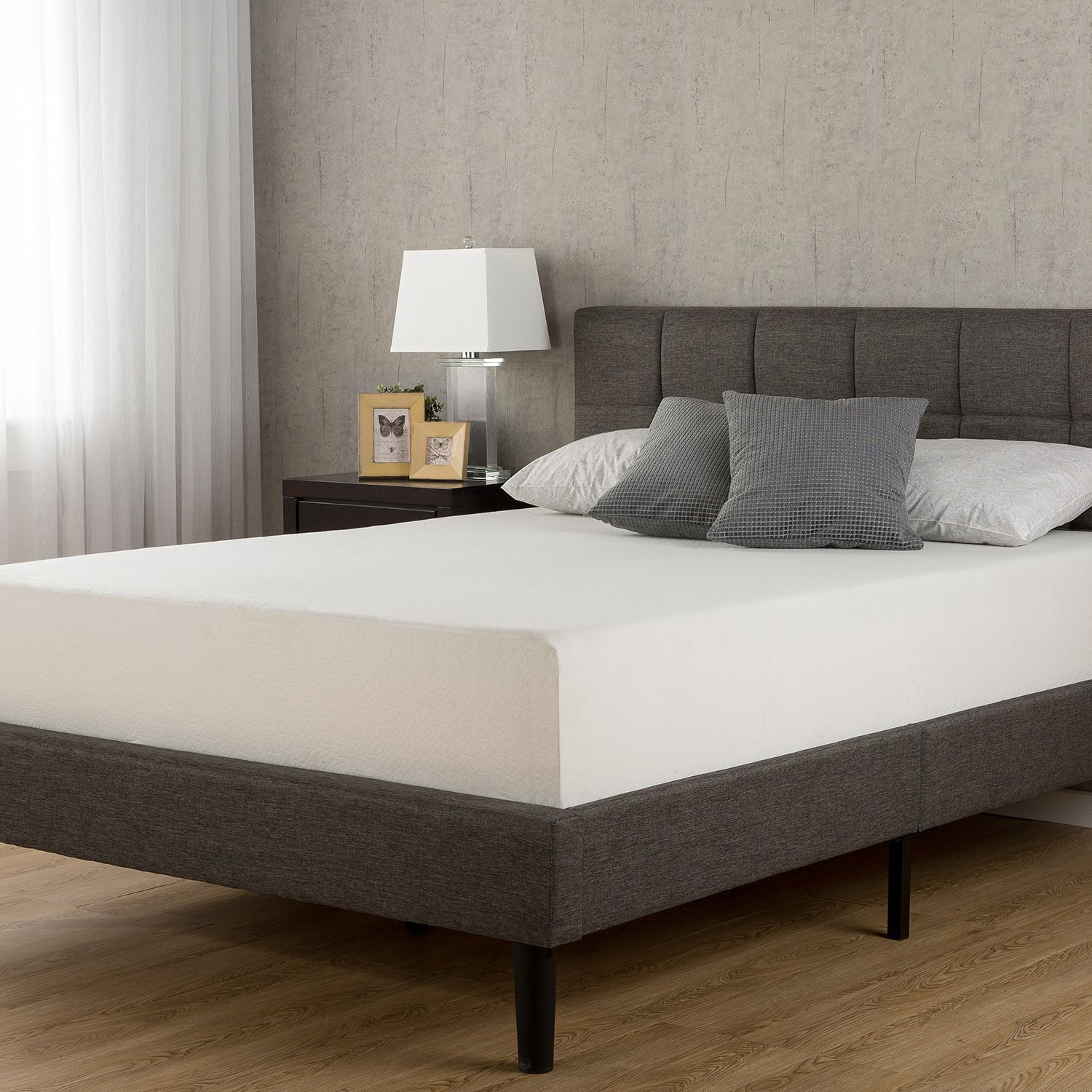 Amazon Zinus Ultima fort Memory Foam 12 Inch Mattress