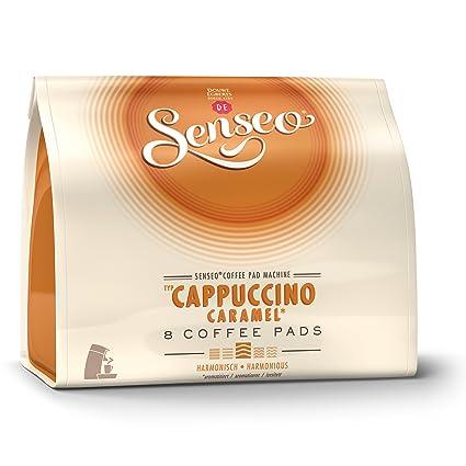 Senseo Cappuccino Caramelo – (Pack de 2): Amazon.com ...