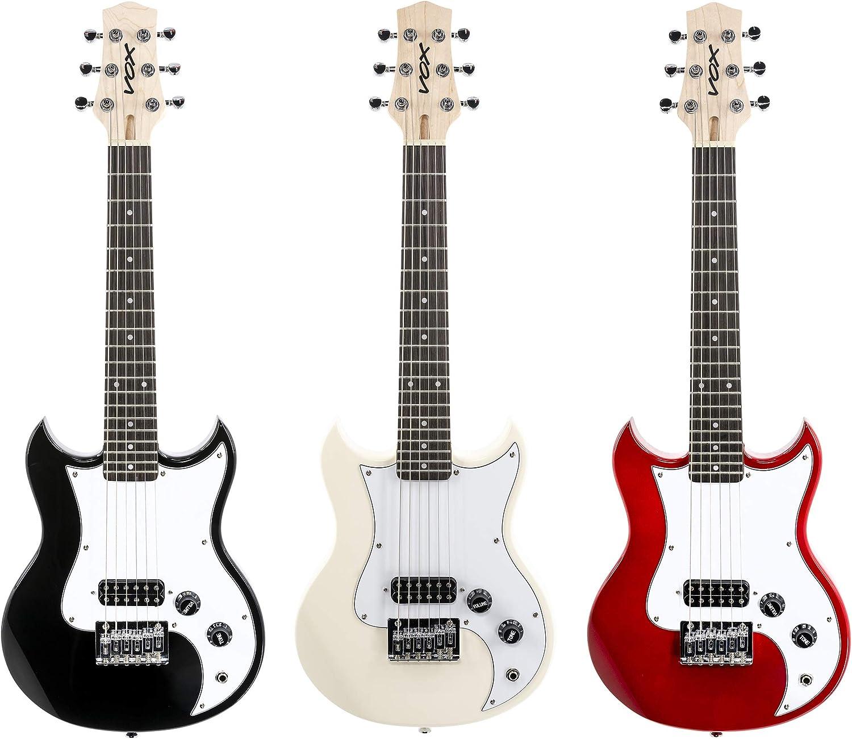 VOX SDC-1 Mini guitarra eléctrica, negro: Amazon.es: Instrumentos ...