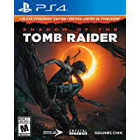 Shadow of the Tomb Raider - PlayStation 4 - Steelbook Edition