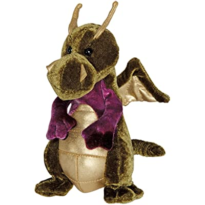 Douglas Homer Dragon Plush Stuffed Animal: Toys & Games [5Bkhe0306268]