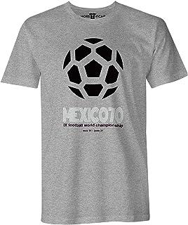 More T Vicar Mexico 70 - Hombres Football World Cup T Shirt