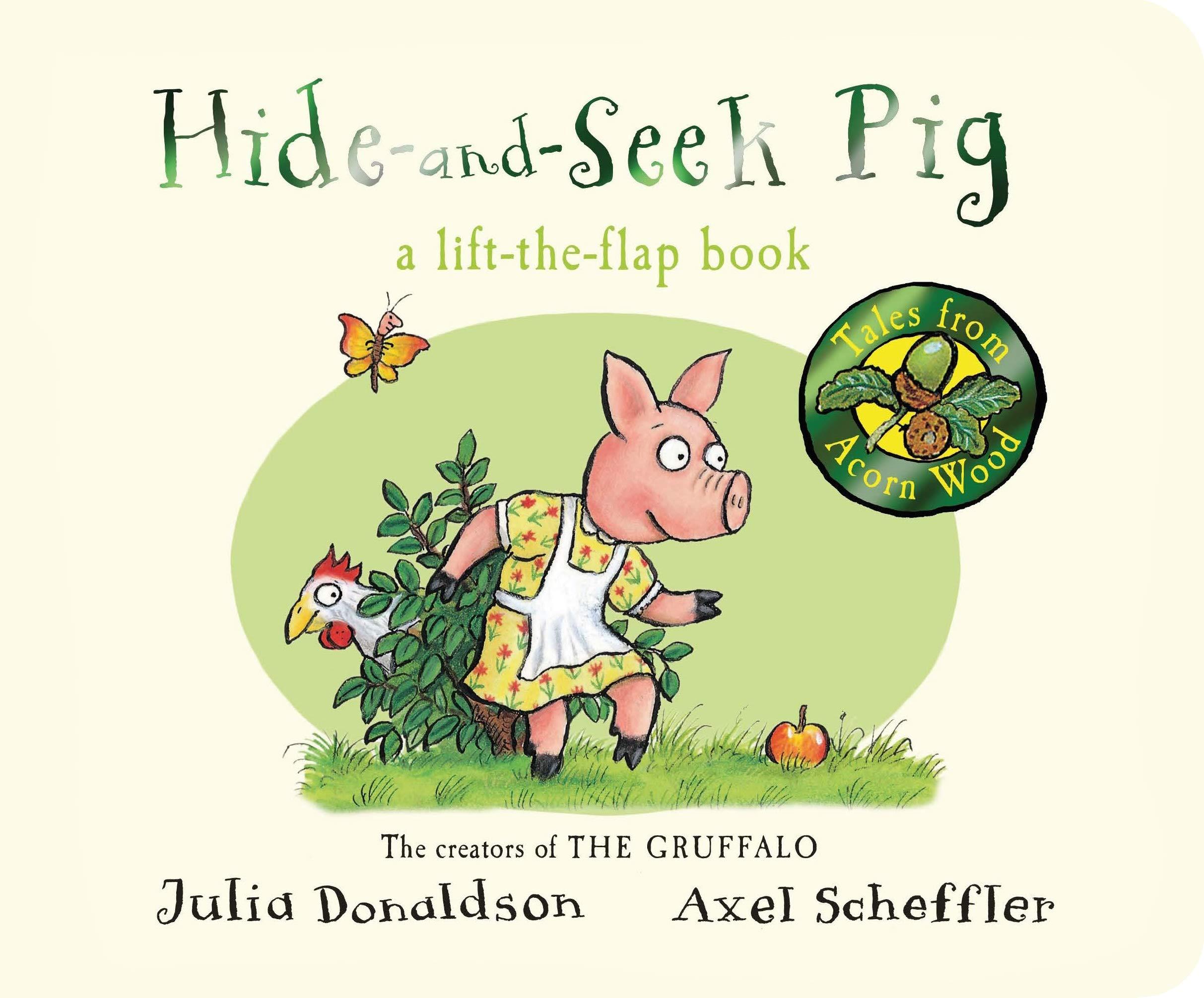 Hide And Seek Pig  Tales From Acorn Wood