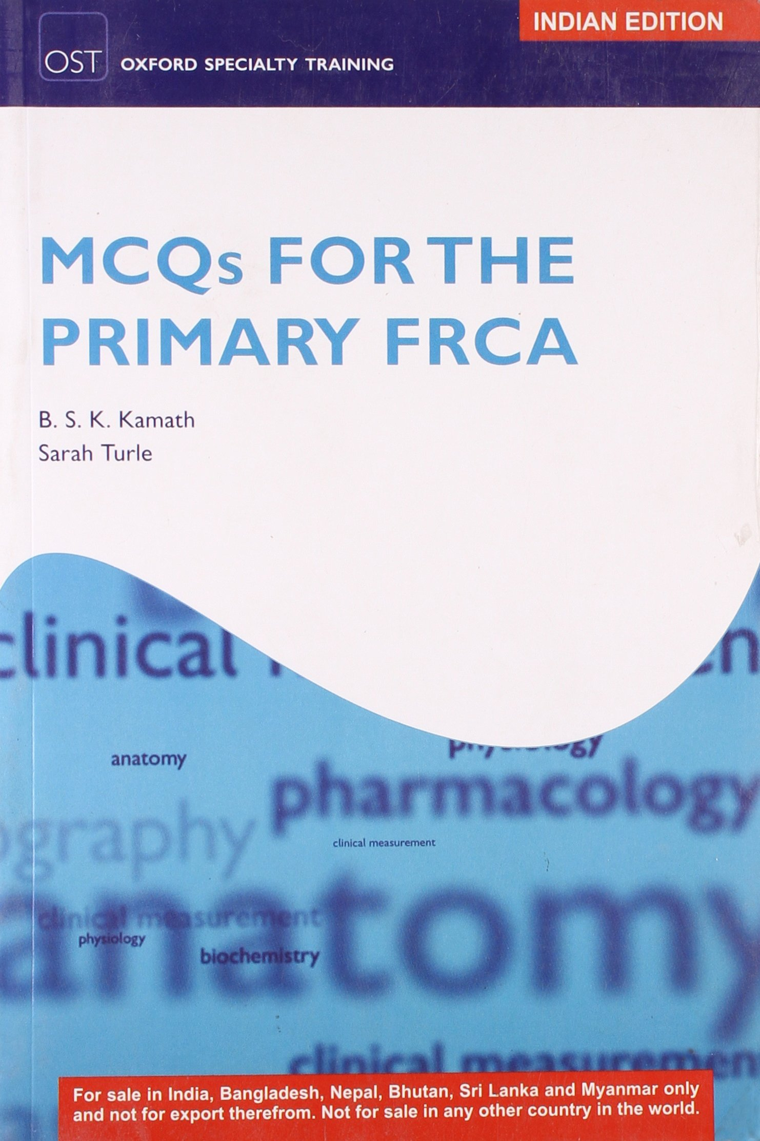 Amazon.in: Buy MCQs for the Primary FRCA Book Online at Low Prices in India  | MCQs for the Primary FRCA Reviews & Ratings