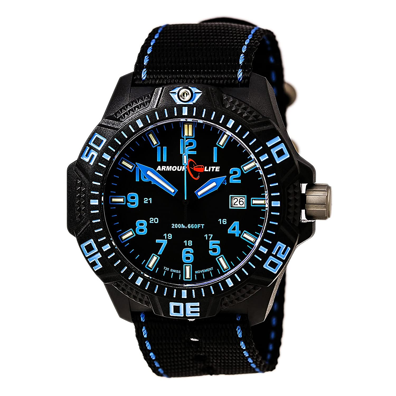 ArmourLite Sportuhr - Blau - AL601