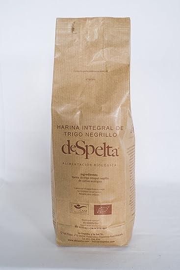 Pasta Corta Ecológica de Trigo Negrillo 400gr: Amazon.es ...