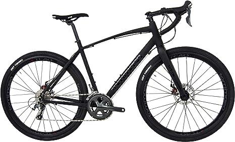 Tommaso illimitate Grava Aventura Disco Bicicleta de Carretera w/32 C neumáticos, XS, Negro Mate: Amazon.es: Deportes y aire libre