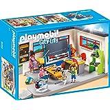 Playmobil 9453 Spielzeug Große Schule Mit Einrichtung Amazon De