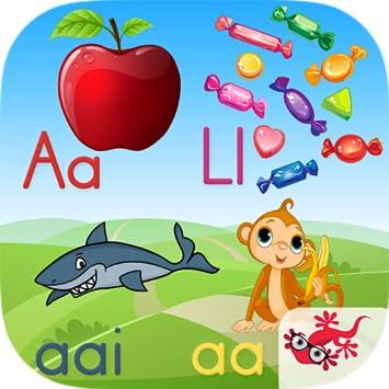 Afrikaans ABC Alphabet Phonics