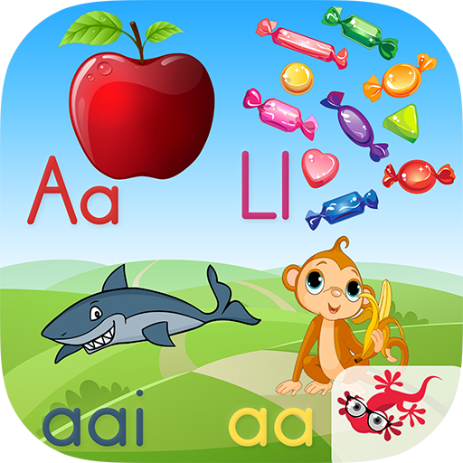 Afrikaans ABC Alphabet Phonics