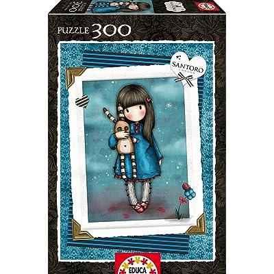Educa Puzzles 16188 Puzzle Hush Little Bunny 300pièces