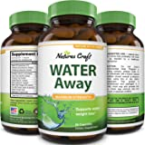 Natural Water Pills - Reduce Excess Water - Weight Loss Appetite Suppressant Benefits - Vitamin B6 Pyridoxine…