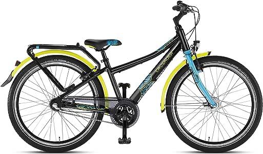 Bicicleta para niños Puky Crusader 24-7 City Light negro 2015 ...