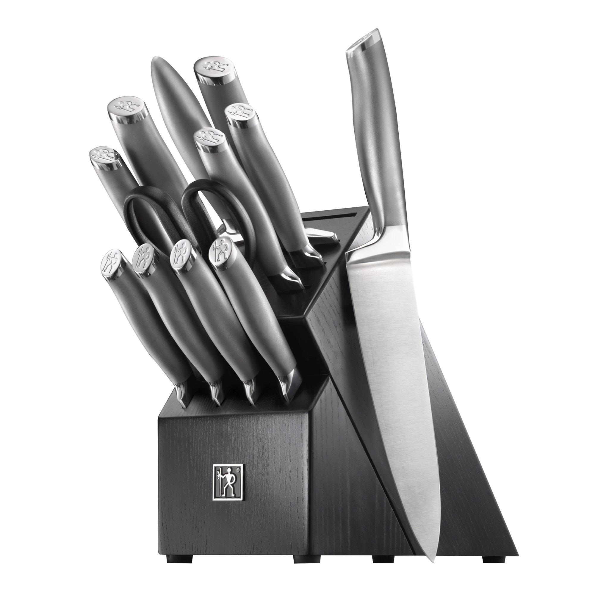 J.A. Henckels International Modernist 13-pc Knife Block Set by ZWILLING J.A. Henckels