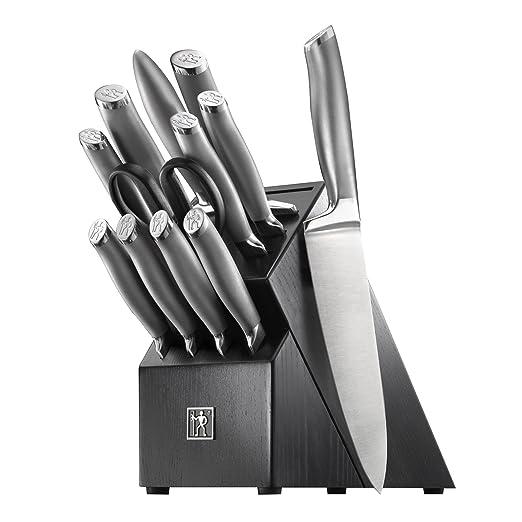 Zwilling J.A. Henckels Set de cuchillos 13 piezas Plata ...