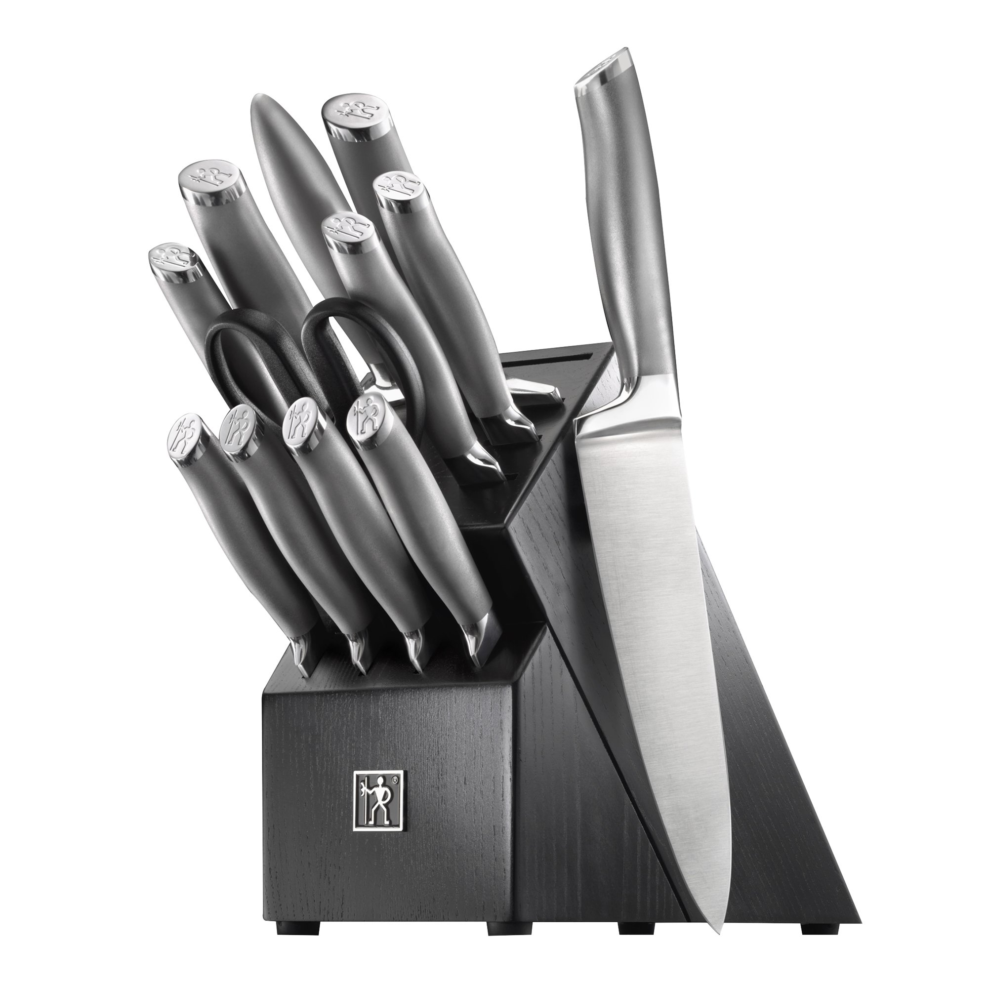 J.A. Henckels International Modernist 13-pc Knife Block Set by ZWILLING J.A. Henckels (Image #1)