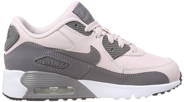 Nike Mädchen Air Max 90 Ltr (Ps) Gymnastikschuhe: