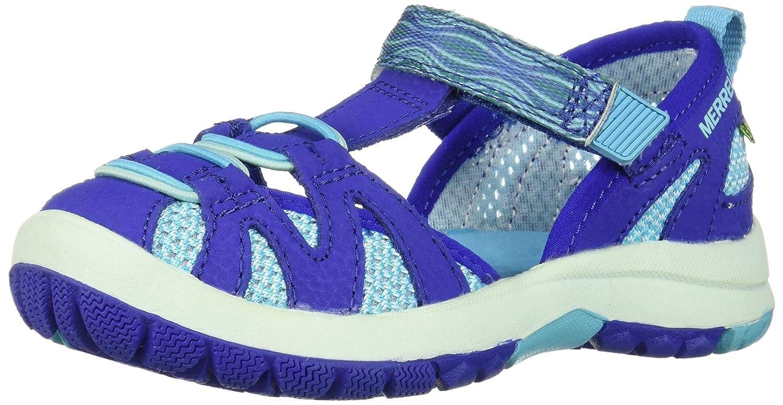 Merrell Little Girls Hydro Monarch Turquoise Hiking Sandal