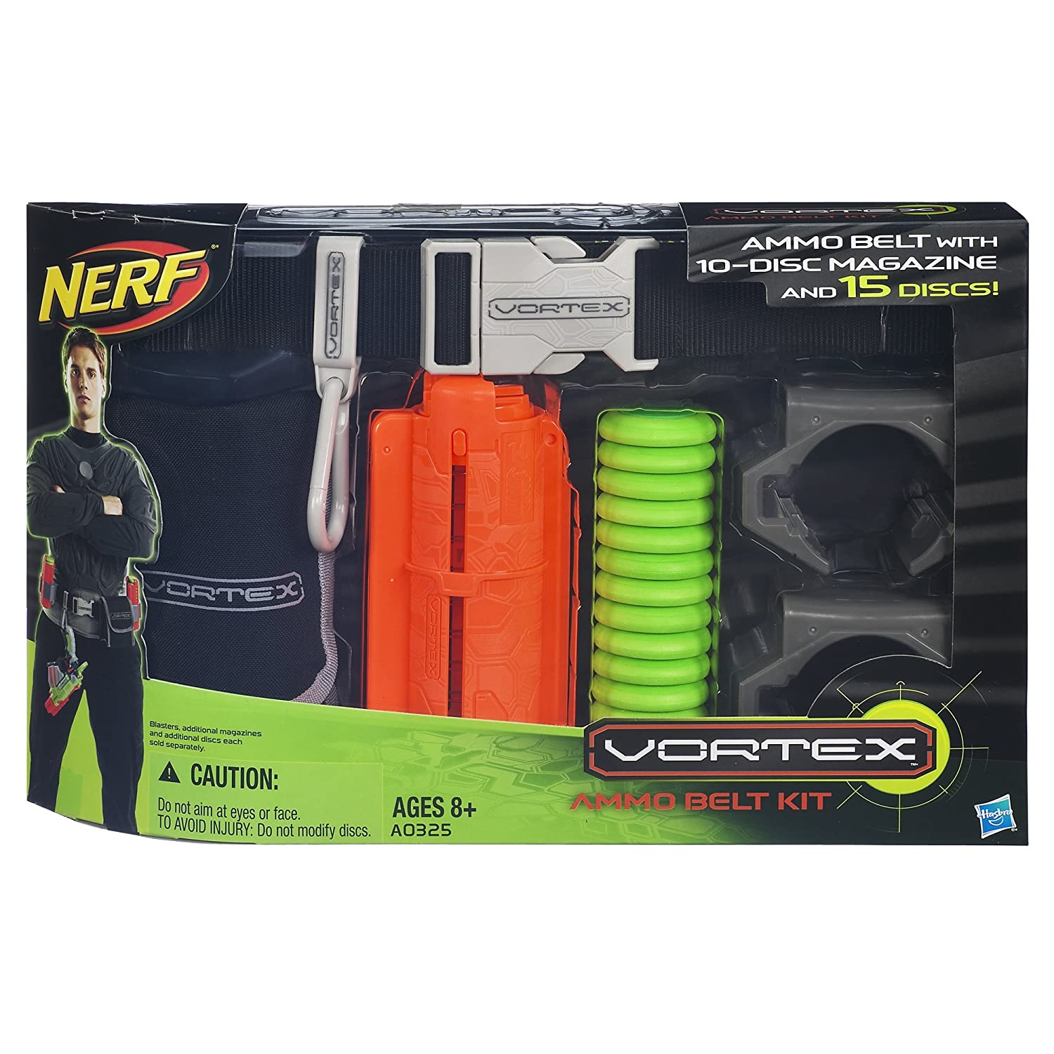 Amazon Vortex Ammo Belt Toys & Games