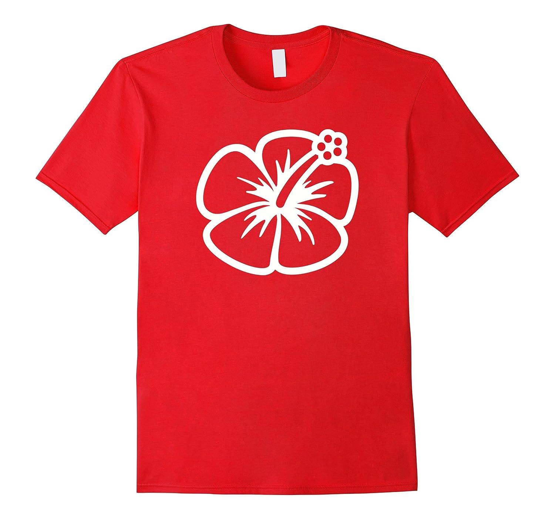 Hibiscus flower T-Shirt-T-Shirt