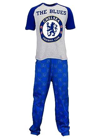 Chelsea Football Club Mens Chelsea Pajamas Size Small