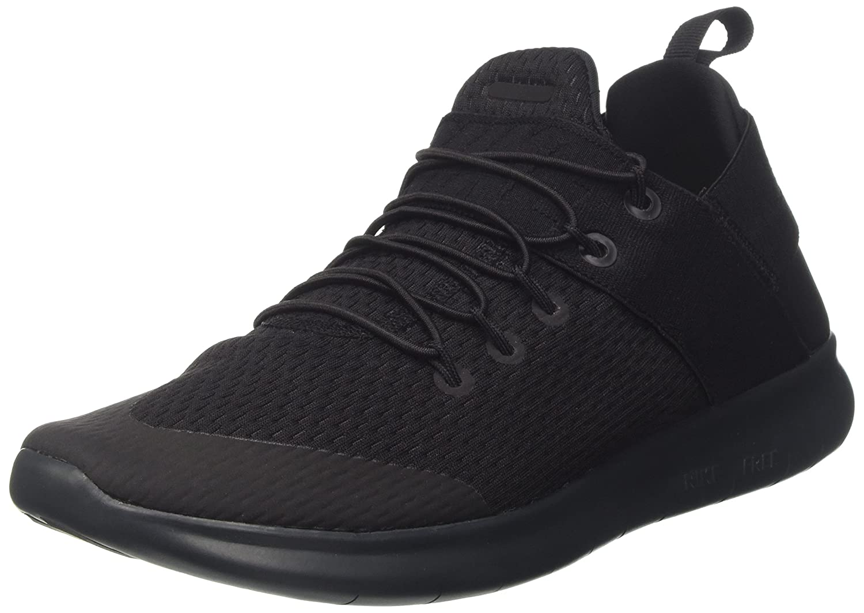 Nike Free RN CMTR 2017, Zapatillas de Trail Running para Hombre 45.5 EU|Negro (Black/Black/Dark Grey/Anthracite 001)