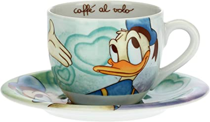 THUN Portachiavi Paperino Disney