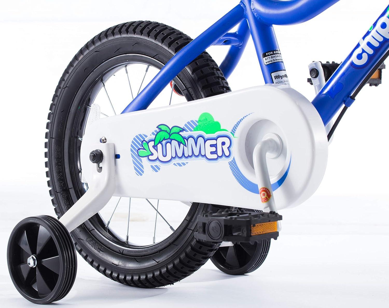 "Chipmunk MK Sports Kids Bike for Girls and Boys for 16""18""Kickstands for 16""18"""
