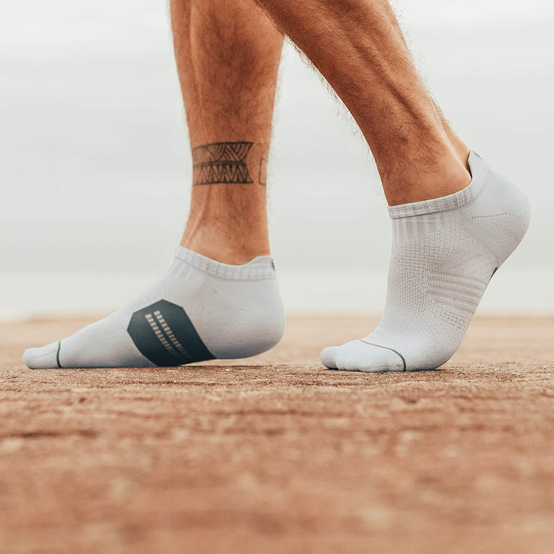 1 Pair Rockay Accelerate Anti-Blister Running Socks for Men and Women