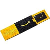 Amazon.de Geschenkkarte in Geschenkschuber (Amazon) - mit kostenloser Lieferung per Post