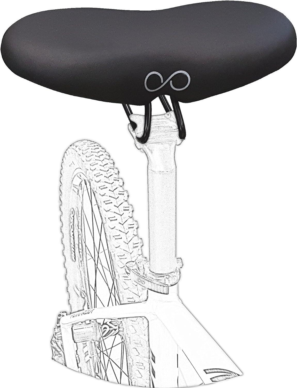 SellOttO FRECCIA - Nuevo sillín cómodo Gel Hombre Mujer antiprostatico, Vulvitis, Dermatitis - Ideal para bicicleta Ciutad, Eléctrica, Mountainbike: Amazon.es: Deportes y aire libre