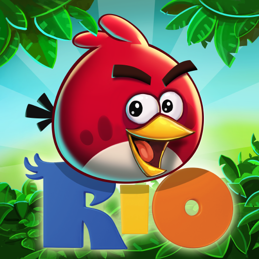 Angry Birds Rio (Star Wars Angry Birds Game)