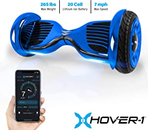 "Hover-1 Titan Electric Self-Balancing Hoverboard Scooter with 10"" Tires"