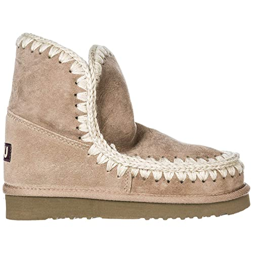 Mou Stivaletti Eskimo 18 Donna Black: Amazon.it: Scarpe e borse